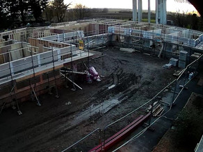 Extension for Care Home Taking Shape