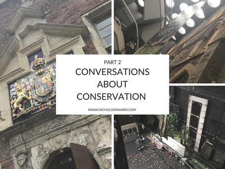 Conversation About Conservation - Part 2