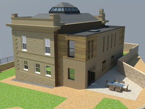 GRANTED - Planning & Listed Building Consent - Barber Surgeon's Hall