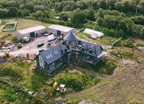 Progress at This Fabulous Bespoke New Build House