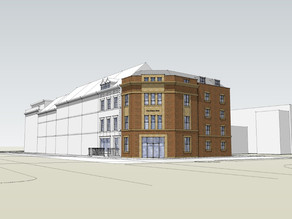 Planning Permission Granted - St. Mary's Place