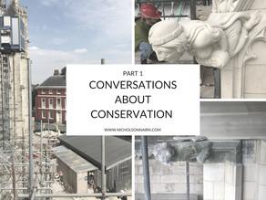 Conversations About Conservation - Part 1