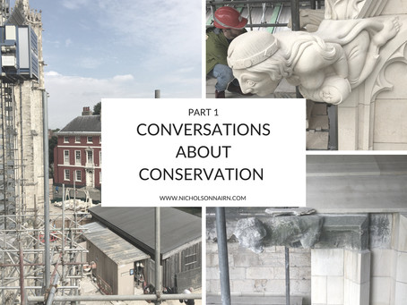 Conversations About Conservation - Part 1