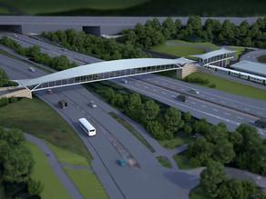 Drawings Commenced on Telford Footbridge GRP Elements