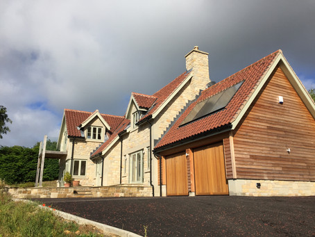 New-Build Dwelling Completed in Rothbury