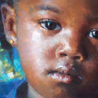 Alain Picard Painterly Portrait 2021