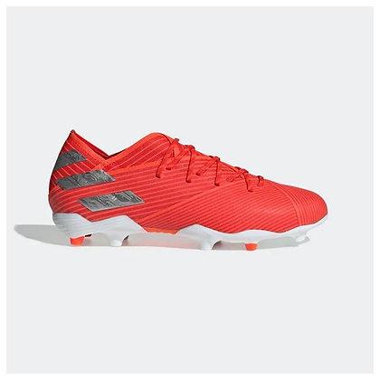 נעלי כדורגל מקצועיות נוער אדידס | Nemeziz 19.1 Junior FG Football Boots - giantballs.co.il