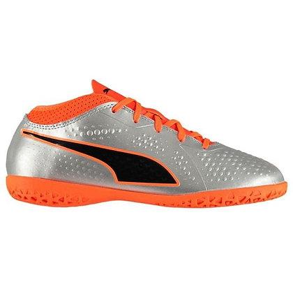 נעלי כדורגל סוליה שטוחה | ONE 4 Indoor Football Trainers פומה