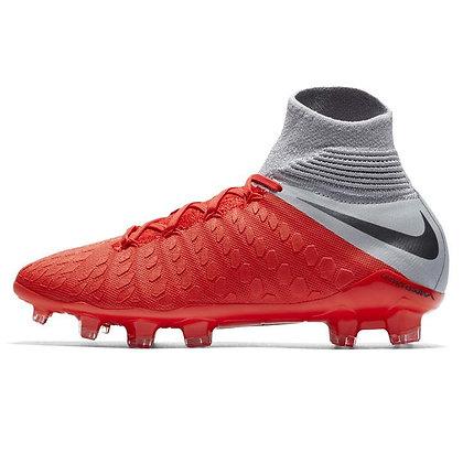נעלי כדורגל מקצועיות | Nike Hypervenom Phantom Elite DF Junior FG