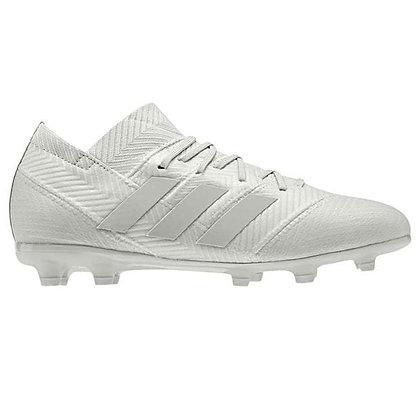 נעלי כדורגל מקצועיות לילדים אדידס בצבע לבן - giantballs.co.il