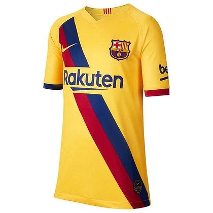 חולצת ילדים חוץ ברצלונה   19/20 - giantballs.co.il