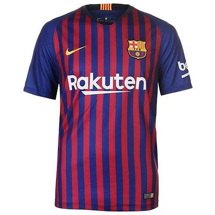חולצת כדורגל ברצלונה בית | 18/19 - giantballs.co.il