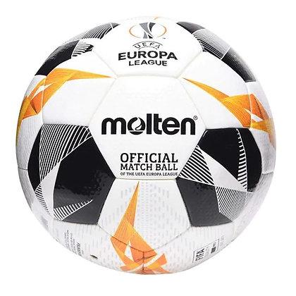 כדור כדורגל מקצועי ליגה אירופאית | MOLTEN Eur Lg OMB 19-20 sn01