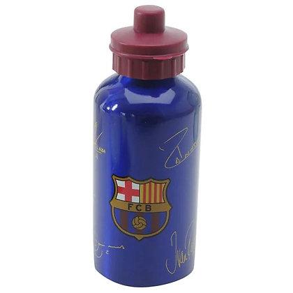 בקבוק מים ברצלונה עם חתימת צוות - giantballs.co.il