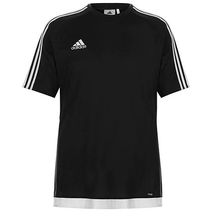 חולצת אדידס | adidas Stripe Sereno T Shirt Mens - giantballs.co.il