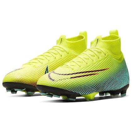 נעלי כדורגל מקצועיות נייק ילדים | Mercurial Superfly Elite DF Junior FG Football