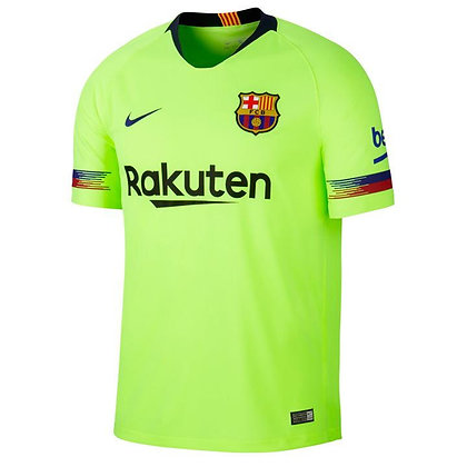 Nike Barcelona Away Shirt 2018 2019