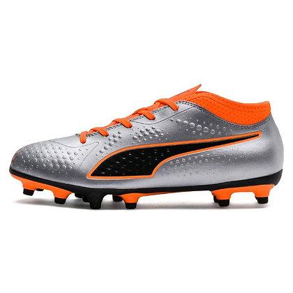 נעליים לדשא | Puma One 4 Childrens FG Football