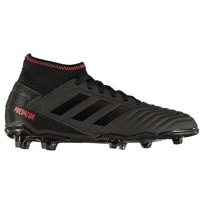 נעלי פרדטור של אדידס לכדורגל בצבע שחור - giantballs.co.il