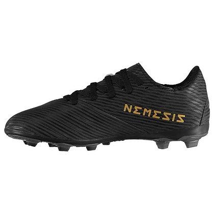 נעלי כדורגל נמסיס בצבע שחור של אדידס - giantballs.co.il