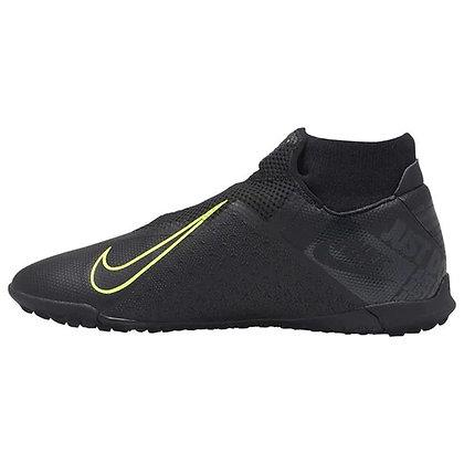 נעלי קט רגל מקצועיות פנטום של נייקי בצבע שחור - giantballs.co.il