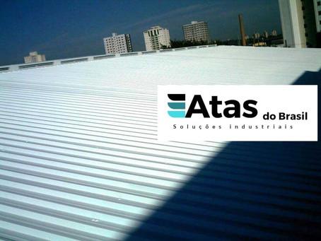 ISOLANTE TÉRMICO para telhados e coberturas!!!