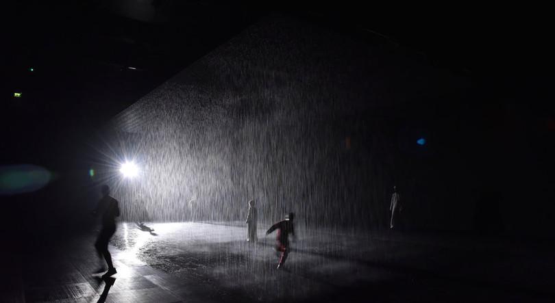 Rain Room   2015