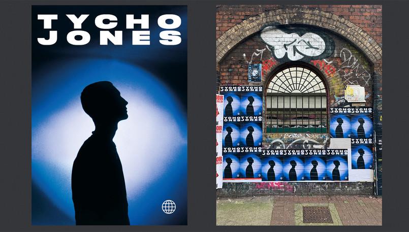 Tycho Jones   Tychonaut Poster