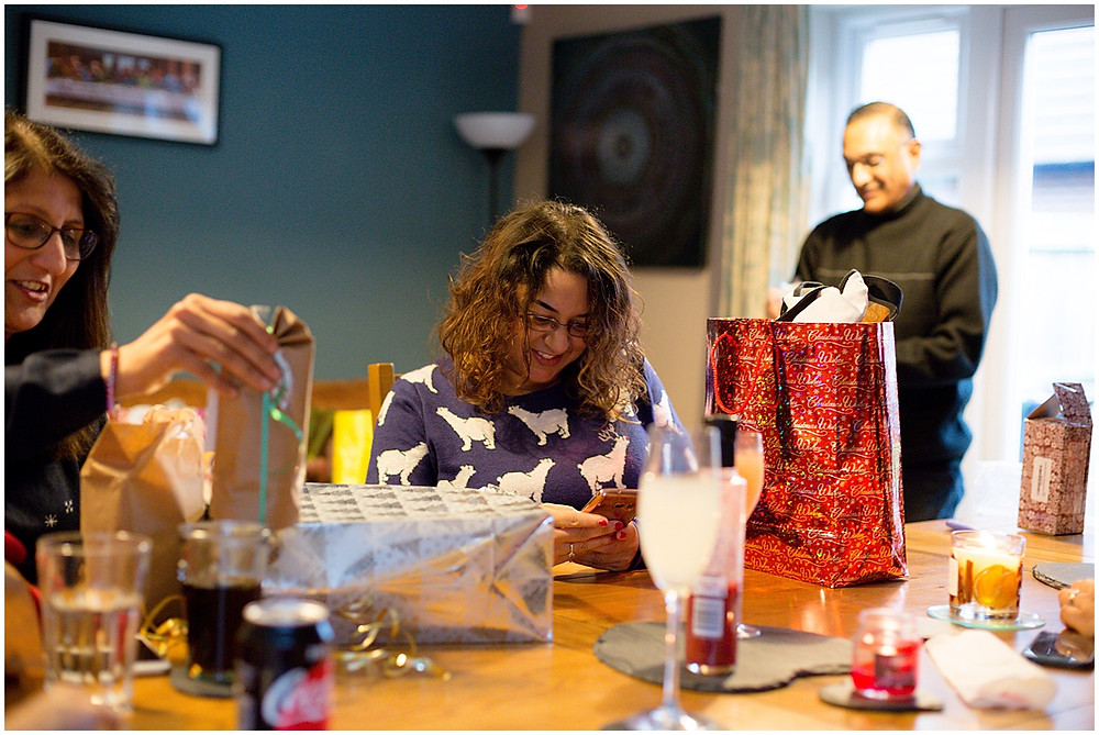 More presents to open after Christmas lunch