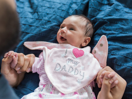 LEICESTER FAMILY PHOTOGRAPHY | EARLY DAYS OF FATHERHOOD - A DAD'S PERSPECTIVE