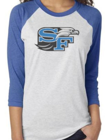 South Forsyth HS Soft Raglan