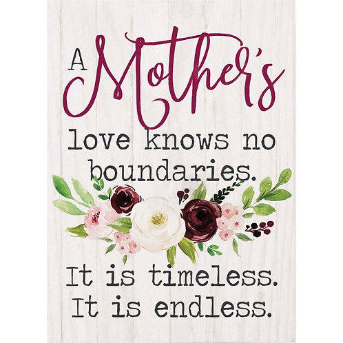 A Mother's Love Knows