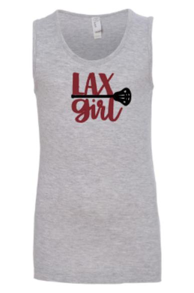 Girl's Youth Lambert Lax Girl Tank