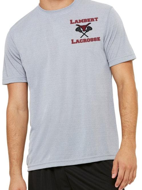 Men's Lambert Lacrosse Logo Shirt