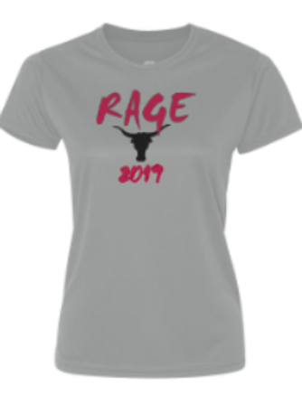 Ladies Rage Lacrosse Shirt