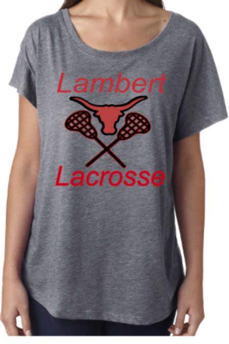 Lambert Lacrosse Ladies Shirt
