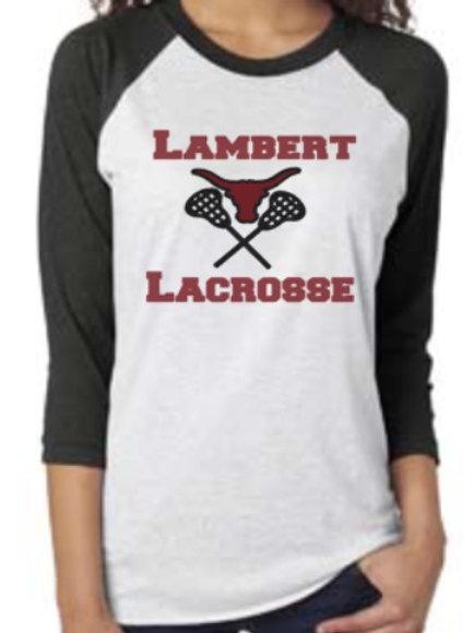 Lambert Lacrosse Raglan