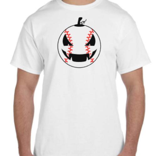 Baseball Halloween Shirt