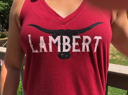 Glitter Lambert Steer Tank