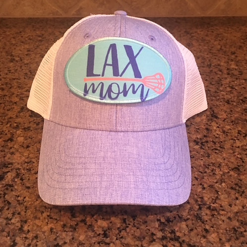 LAX Mom Hat