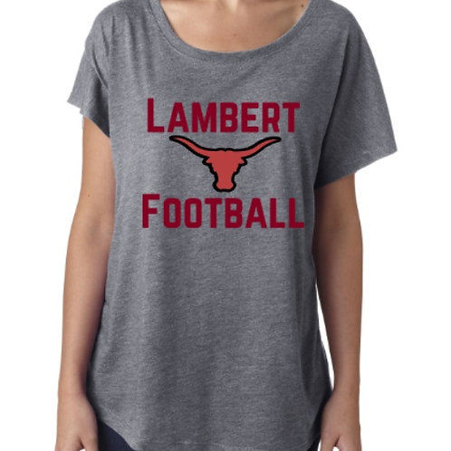 Lambert Football Ladies Shirt