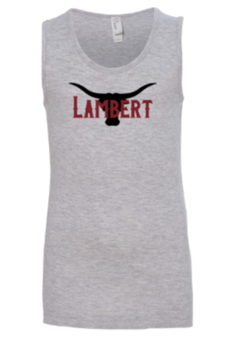 Girl's Youth Lambert Tank