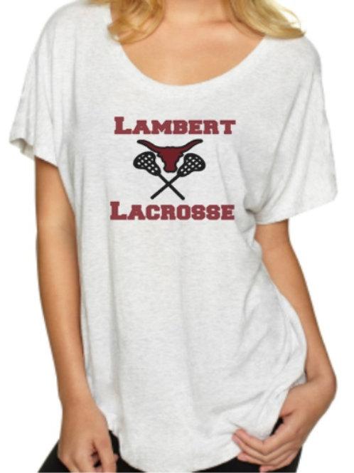 Lambert Lacrosse Ladies Shirt