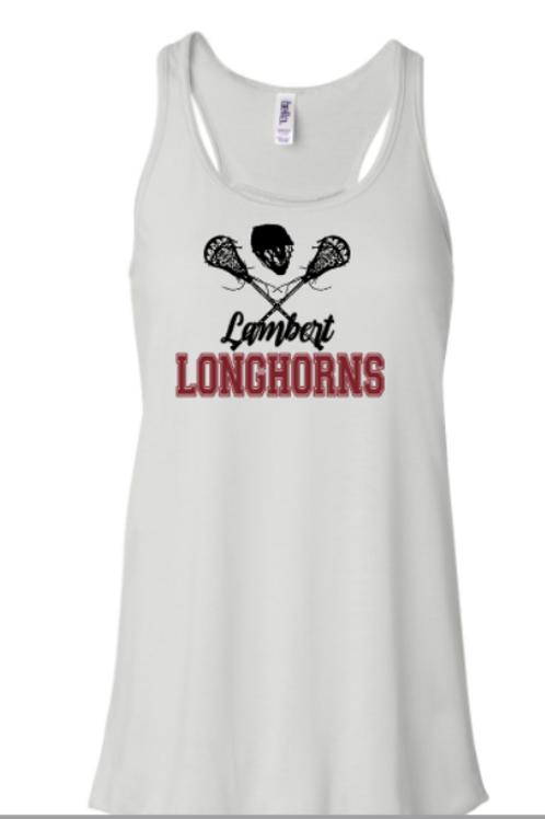 Lambert Longhorns Racerback Tank