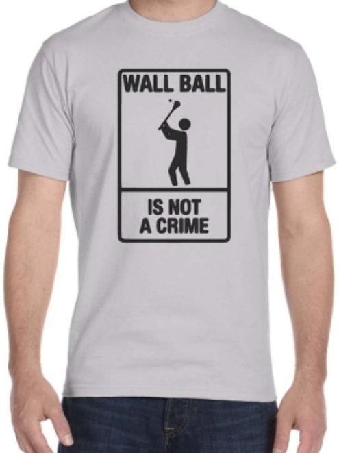 Youth Lacrosse Wall Ball Shirt