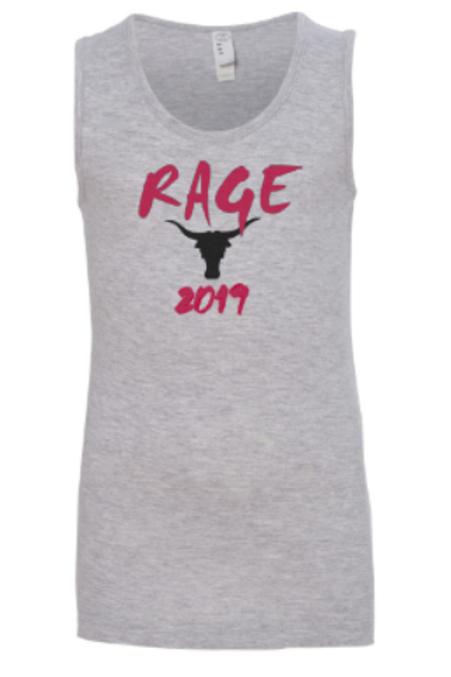 Girl's Youth Rage Tank