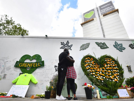 The Guardian newspaper reports on fight for grenfell inquiry to consider racial stereotyping