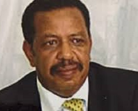 The loss of Mr Afwerki Abraha