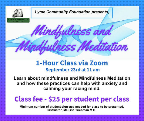 Mindfulness and Meditation Sep 23 only.j