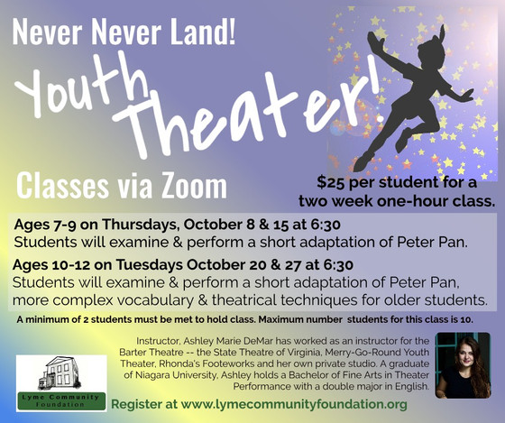 Youth Theater Classes